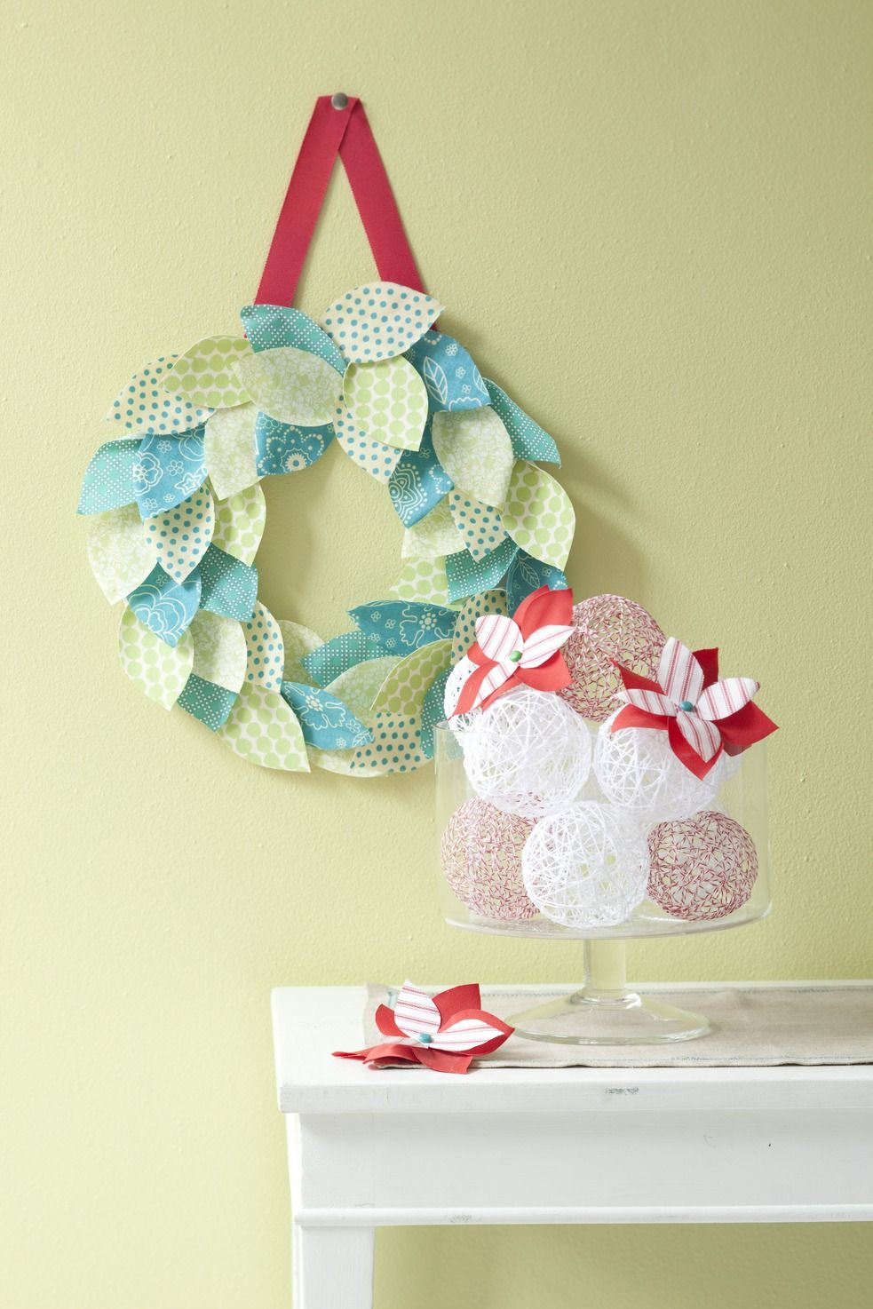 Charming Christmas Crafts Homey For The Holidays