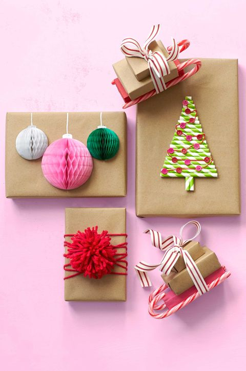 christmas crafts gift toppers