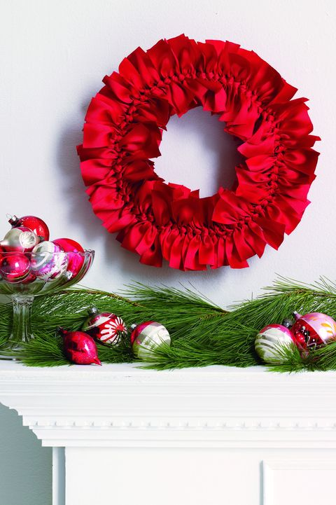 christmas wreaths forget me knots