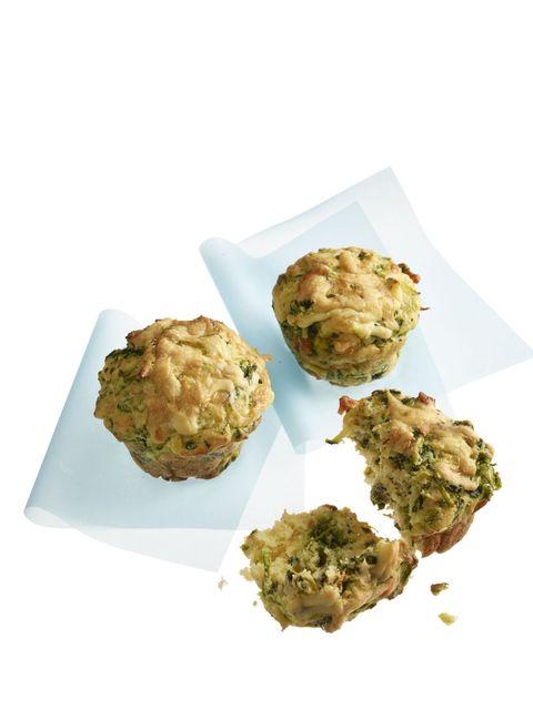 cheddar zucchini muffins recipe