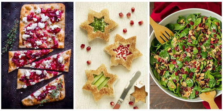 30 easy christmas party appetizers best recipes for holiday have some fun with these sweet starter recipes to spread all the holiday joy forumfinder Images