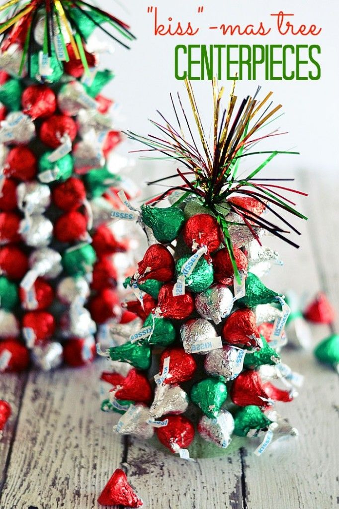 32 Christmas Table Decorations & Centerpieces - Ideas for Holiday ...
