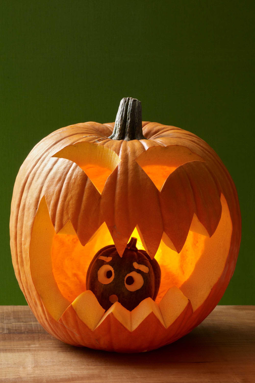 52 Best Pumpkin Carving Ideas Halloween 2018