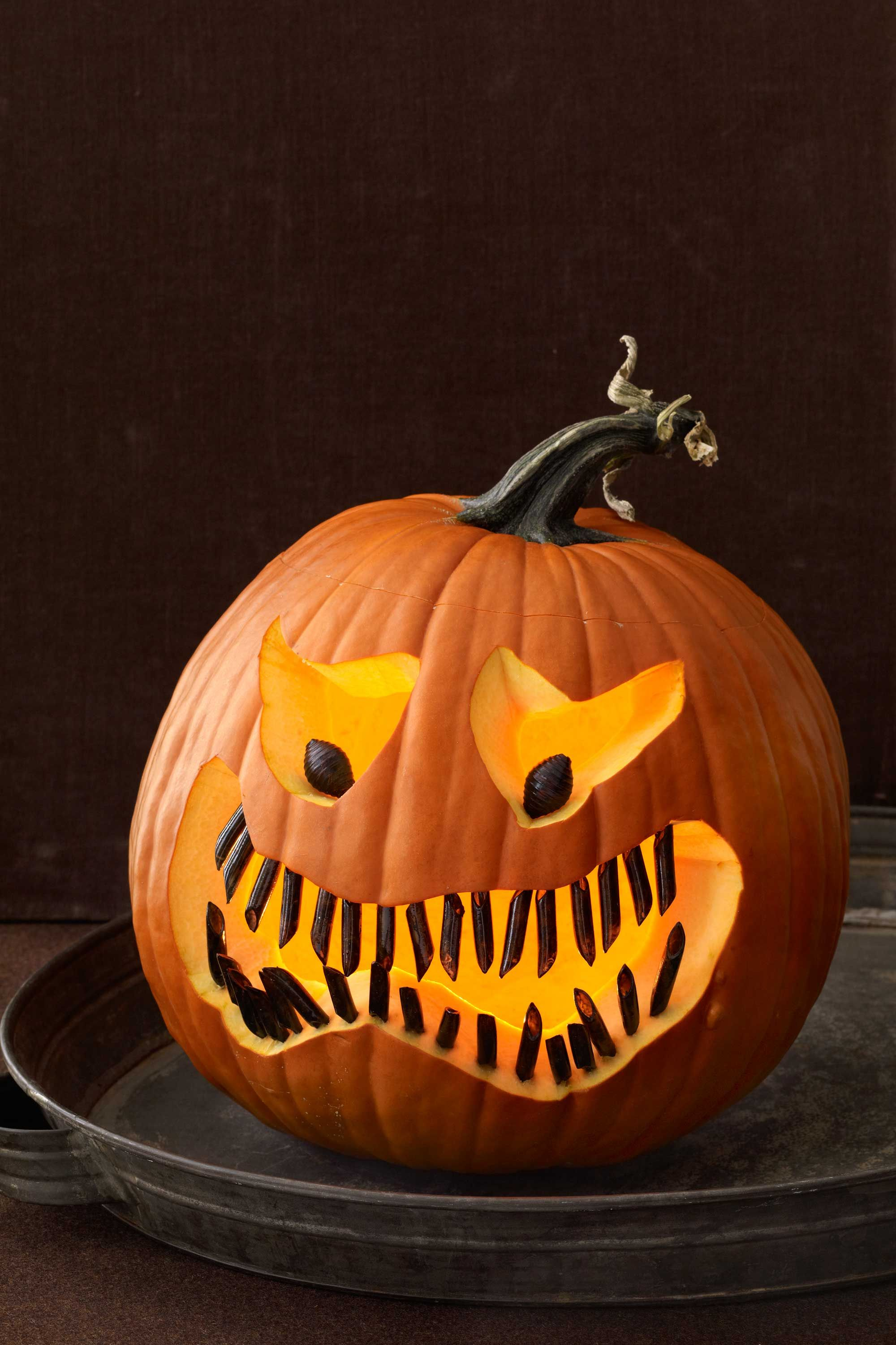 60 PUMPKIN CARVING IDEAS CREATIVE JACK O LANTERN DESIGNS