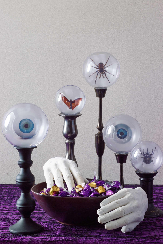 40 Easy Halloween Decorations - Spooky Home Decor Ideas for Halloween