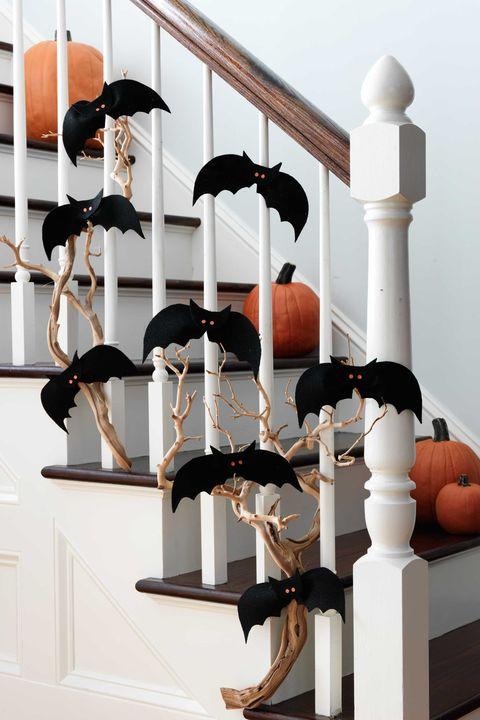 54 Easy Halloween Decorations Spooky Home Decor Ideas For