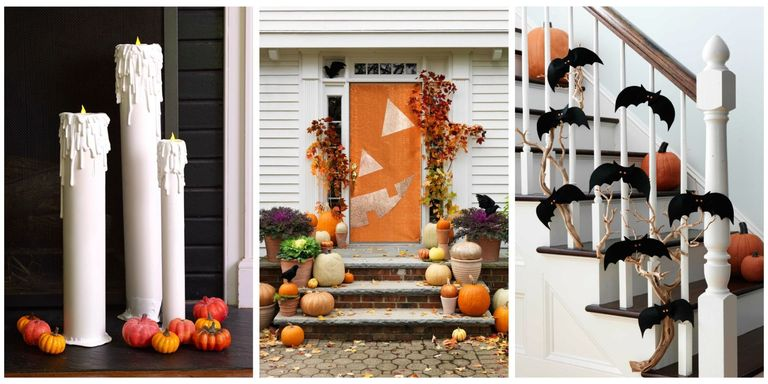 40+ Easy DIY Halloween Decoration Ideas - Homemade Halloween Decor ...