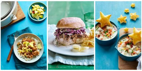 41 easy slow cooker dinner recipes crockpot dinner ideas