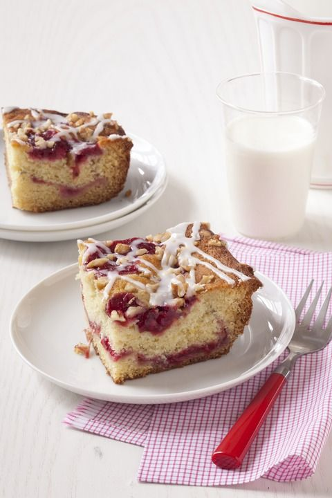 homemade food gifts for the holidays spiced cranberry coffee cake