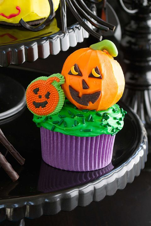 40 Halloween Cupcake Ideas Recipes For Cute And Scary Halloween