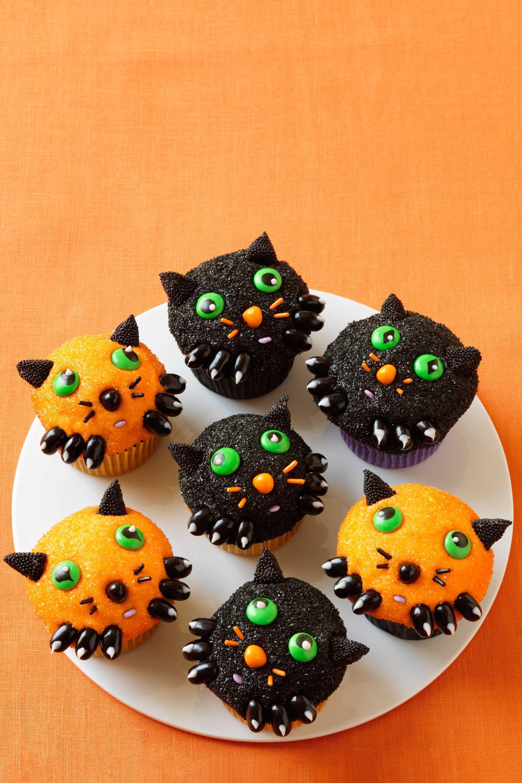 Slikovni rezultat za halloween cupcakes
