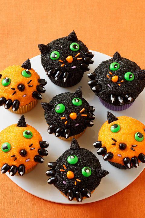 Cute Halloween Mini Cupcakes.30 Best Halloween Cupcake Ideas Easy Halloween Cupcake Recipes