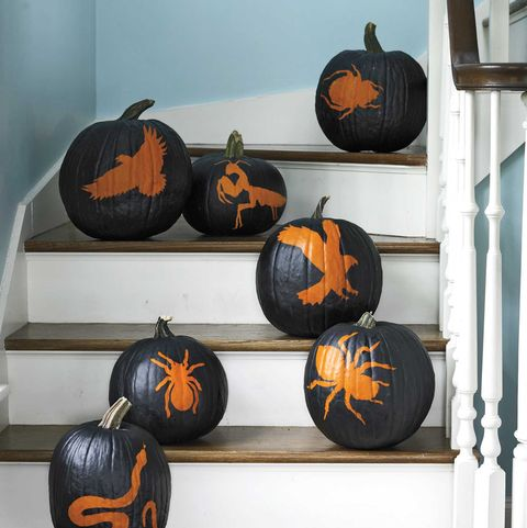 34 No Carve Pumpkin Ideas Painted Decorated Pumpkin Ideas