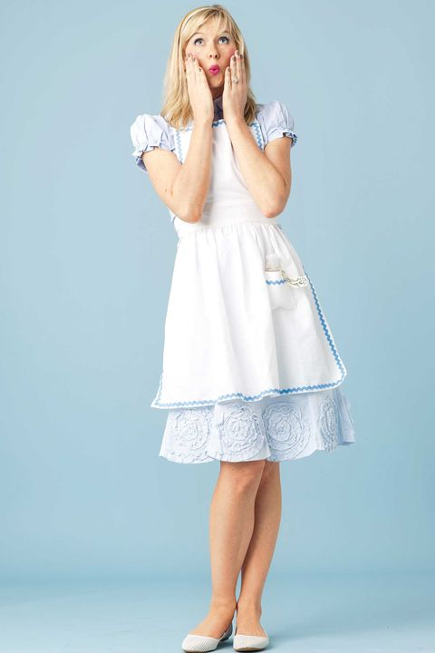 Diy Adult Alice In Wonderland Costume Ideas How To Make An