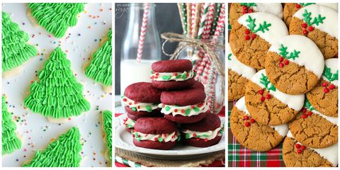 Bake One Or Them All These Festive And Easy Cookie Recipes Will Add Just The Right Touch Of Sweetness To Your Holiday Celebration