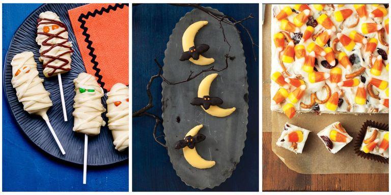 33 Easy Halloween Treats - Fun Ideas for Halloween Treat Recipes