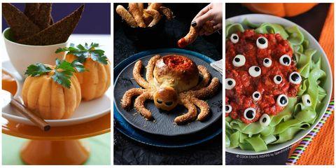 Halloween Ideas 2017 - Halloween Decor and Food