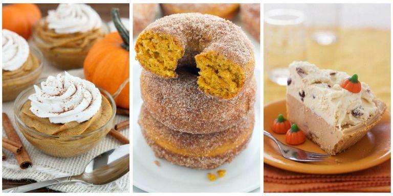 50 easy pumpkin desserts best sweet pumpkin recipes for halloween these scrumptious pumpkin dessert recipes highlight falls best flavor forumfinder Images