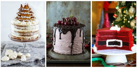 19 Holiday Cake Recipes That Will Spread the Christmas Cheer