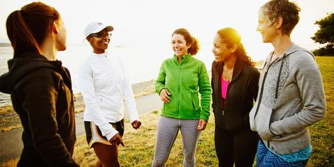 Cap, Social group, Happy, People in nature, Facial expression, Baseball cap, Friendship, Waist, Jheri curl, sweatpant,