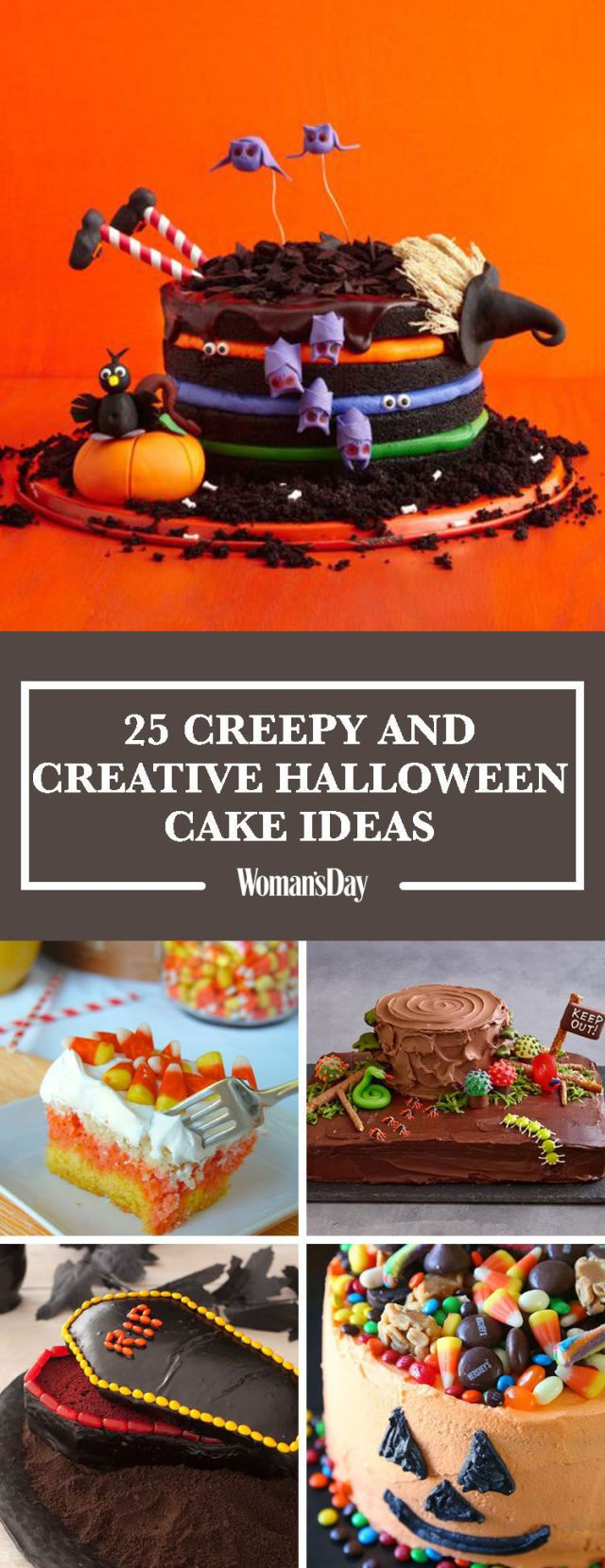 30 easy halloween cakes recipes ideas for halloween for 30 cake decoration