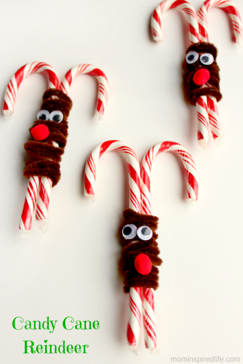 25 candy cane crafts diy decorations with candy canes - Christmas Candy Cane
