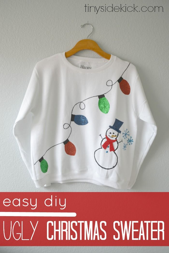 23 ugly christmas sweater ideas to buy and diy tacky christmas 23 ugly christmas sweater ideas to buy and diy tacky christmas sweaters for women solutioingenieria Images