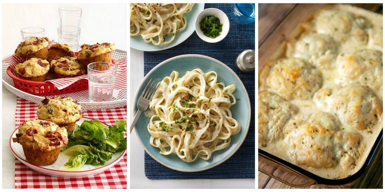 Alfredo recipes 10 dishes with alfredo sauce at womansday the roots of this delicious dish extend deep into italian history though that hasnt hindered its immense popularity among people the world over after all forumfinder Gallery