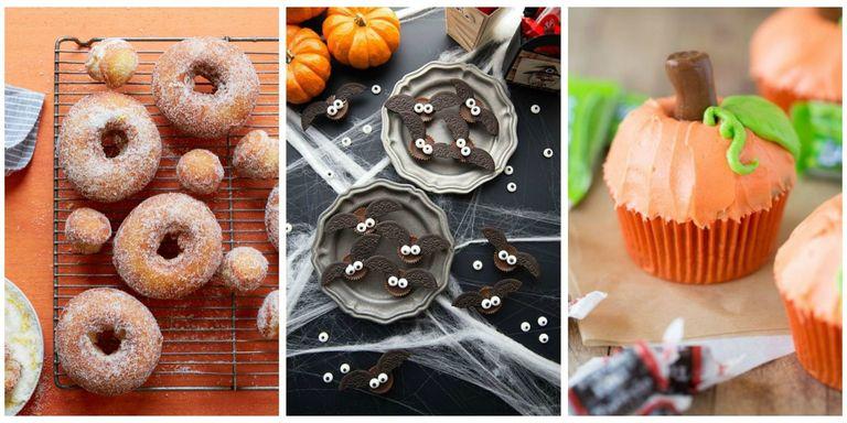 26 Easy Halloween Dessert Ideas - Best Recipes for Halloween Desserts