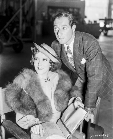 hollywood power couples: george burns, gracie allen