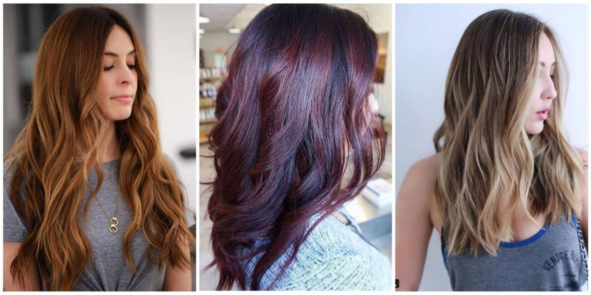 Hair Styler H Twom: Best Hair Dyes For Autumn