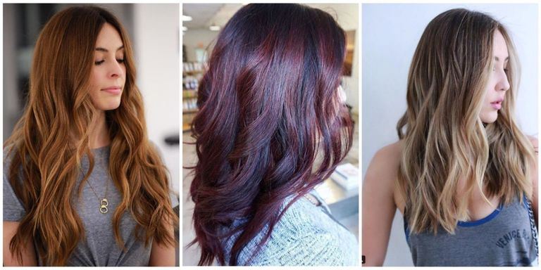 12 Fall Hair Colors 2017 - Best Hair Dyes for Autumn