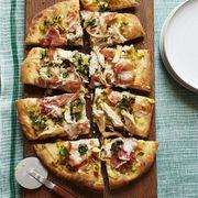 Leftover Ham Recipes Pizza Cubano