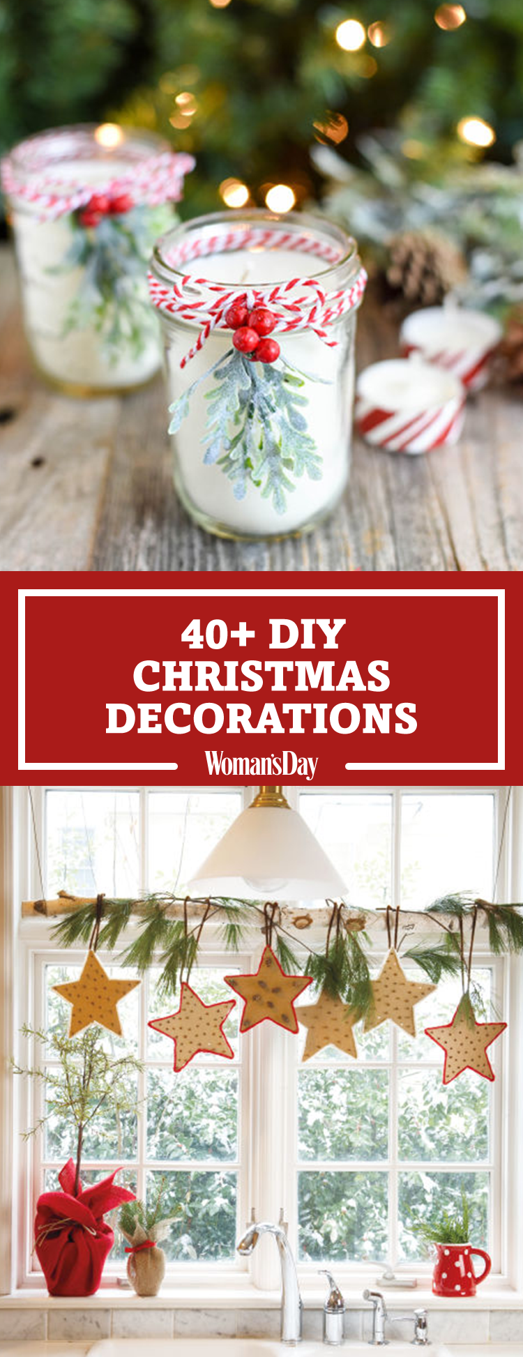 47 easy diy christmas decorations homemade ideas for holiday 47 easy diy christmas decorations homemade ideas for holiday decorating solutioingenieria