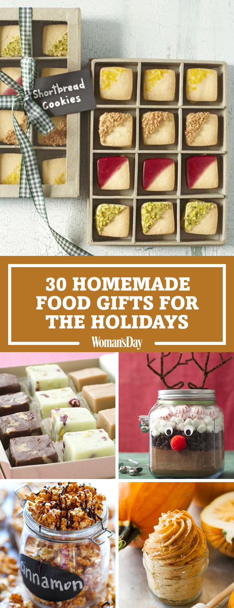 35 homemade christmas food gifts best edible holiday gift ideas forumfinder Choice Image
