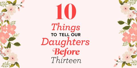 What to Tell Daughters