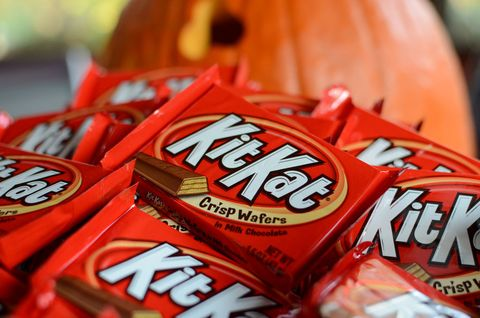 Orange, Confectionery, Packaging and labeling, Convenience food, Sweetness, Junk food, Snack, Pumpkin,