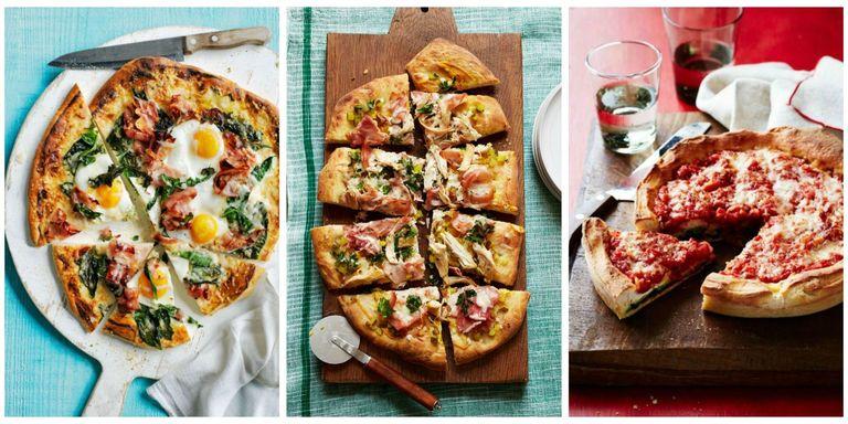 45 gourmet pizza recipes best gourmet pizza recipes from scratch