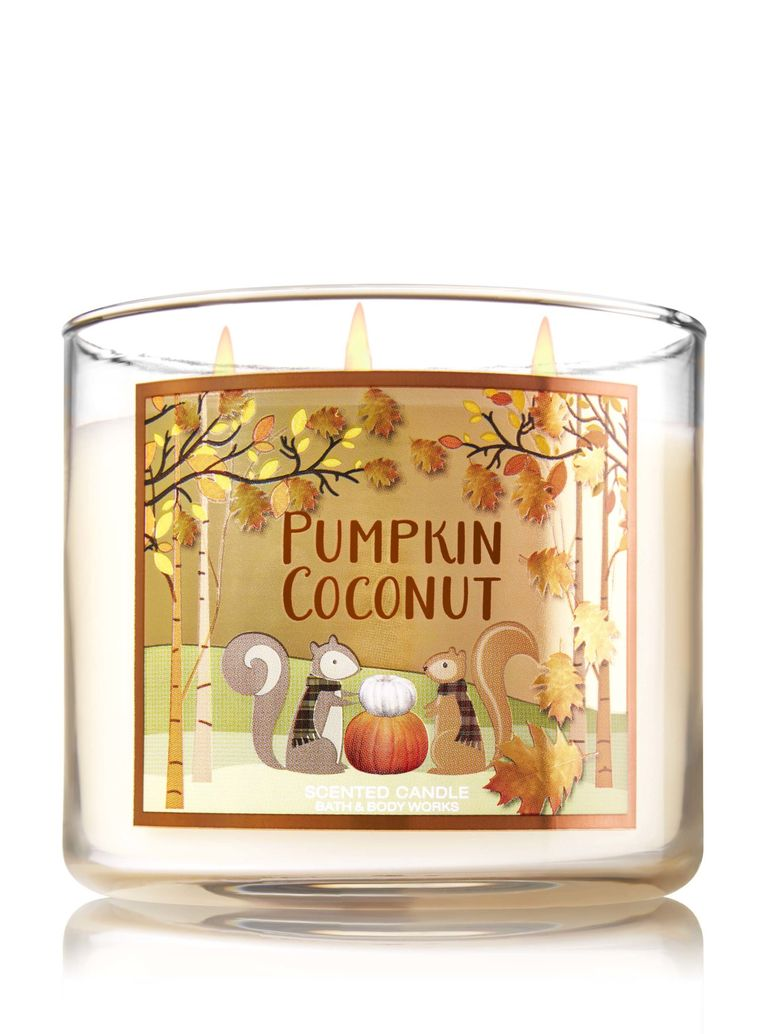 Bath And Body Works Perfect Pumpkins Collection Pumpkin