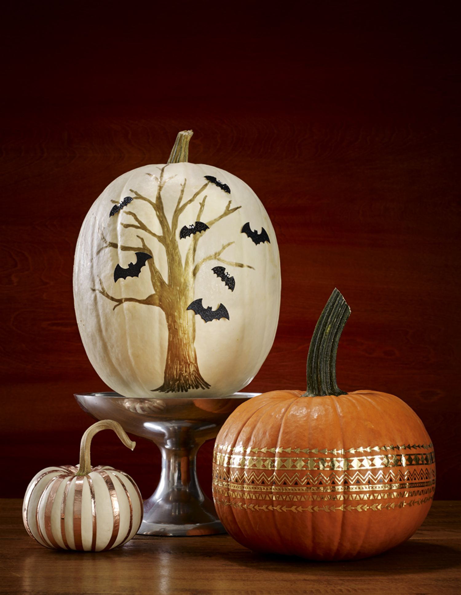 47 Pumpkin Painting Ideas , Cute Painted Pumpkin Ideas