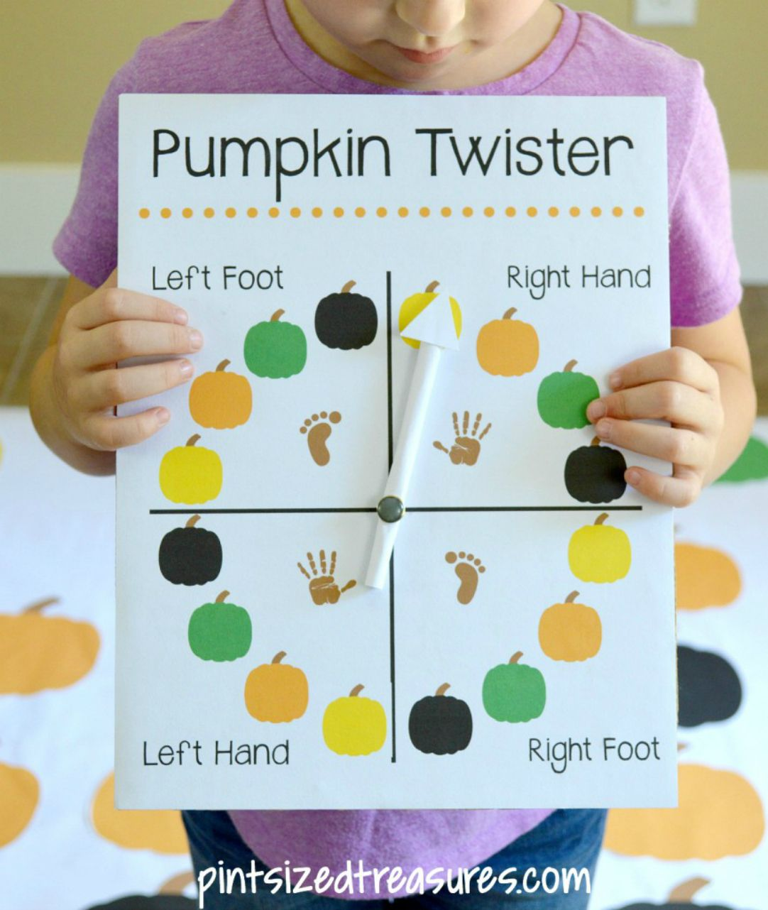 photo relating to Finger Twister Printable known as 24 Thanksgiving Game titles for Little ones - Enjoyable Thanksgiving Pursuits