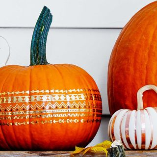 25 insanely easy no carve pumpkin ideas - Pumkin Ideas