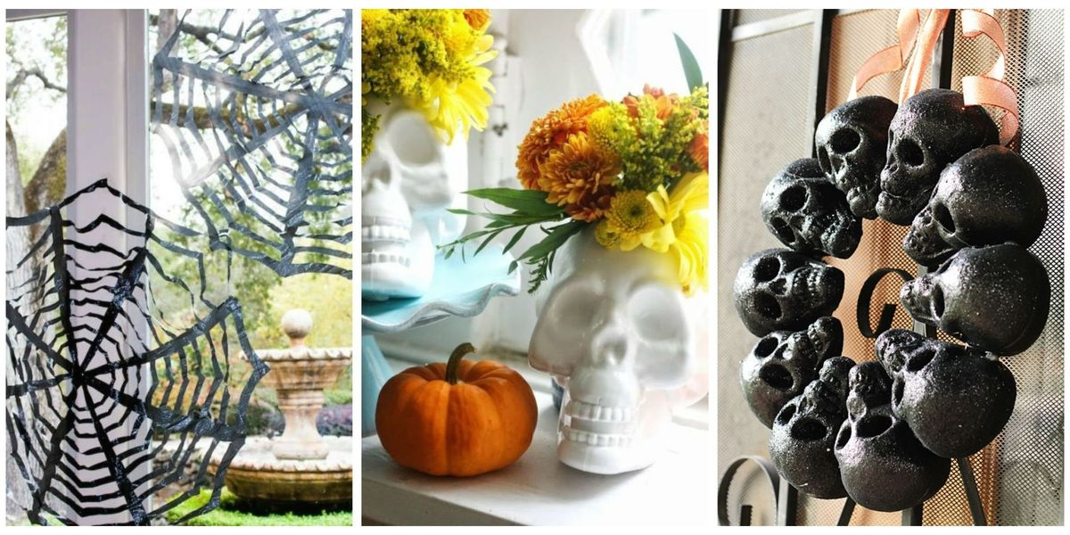 12 Easy Dollar Store Halloween Decorations - Dollar Store ...