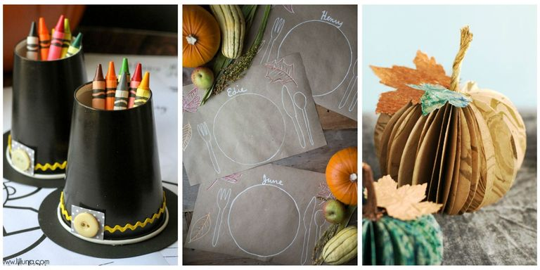 Put Together These Cute And Easy Crafts This Turkey Day