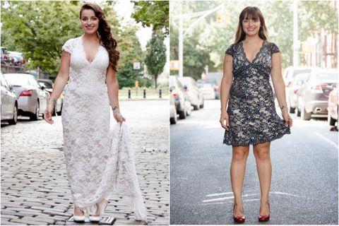 DIY Wedding Dress Transformations