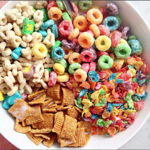 What Your Favorite Cereal Says About You