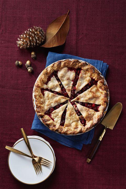 Cranberry Pie Recipe