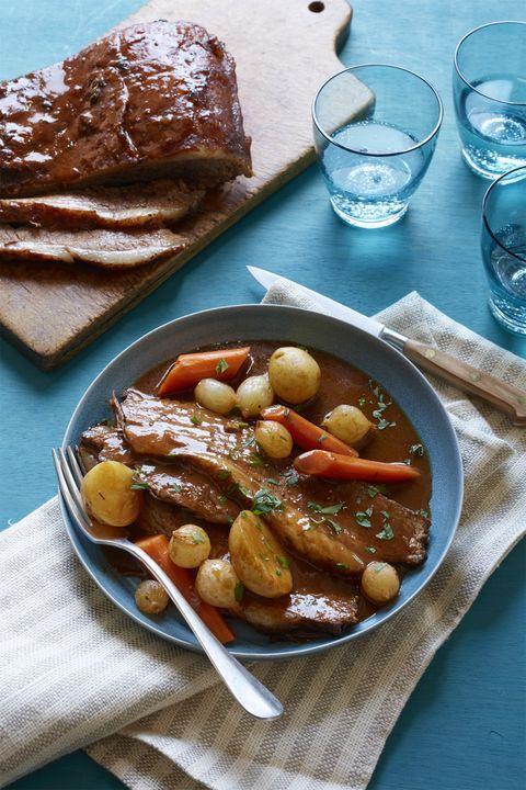 Beef Bourguignon Brisket Recipe