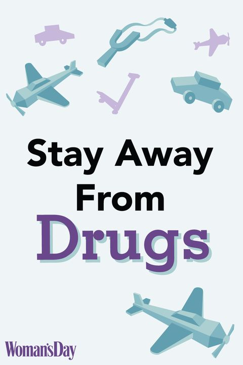 Stay Away From Drugs