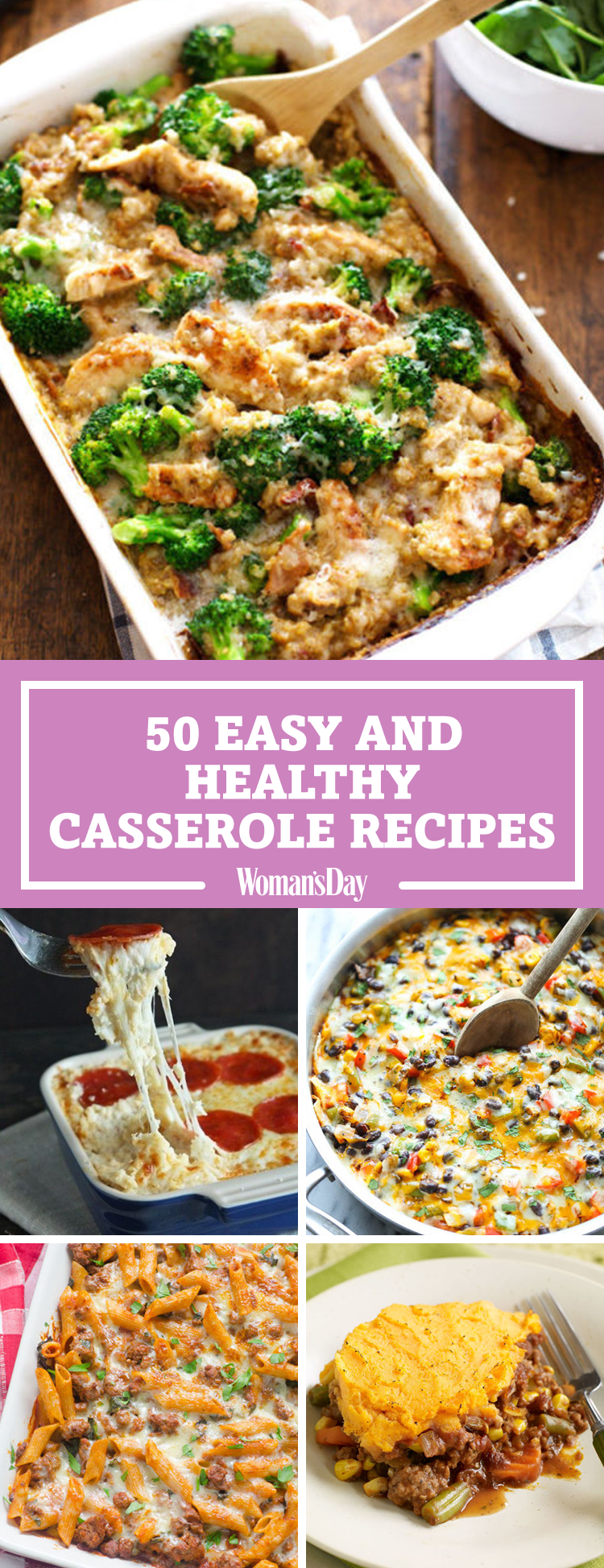 54 easy healthy casseroles best casserole recipes ideas forumfinder Image collections